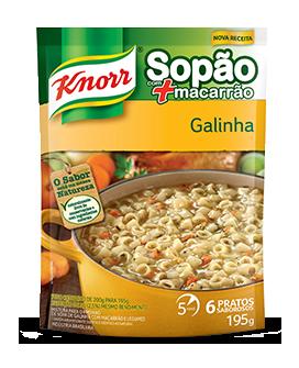 Sopão Galinha 195g