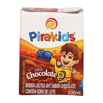 Achocolatado Pirakids 200mL