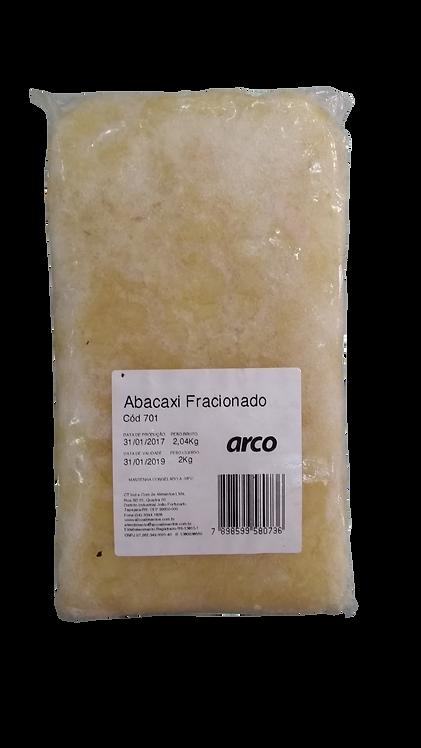 Abacaxi Congelado 2Kg