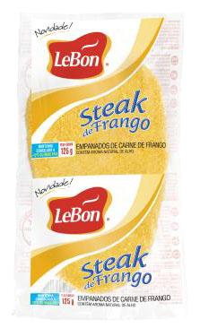 Empanado de Frango Lebon