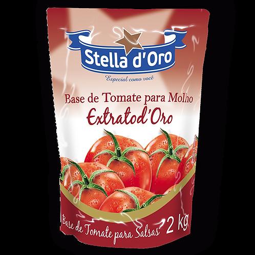 Extrato de Tomate Stella d' Oro
