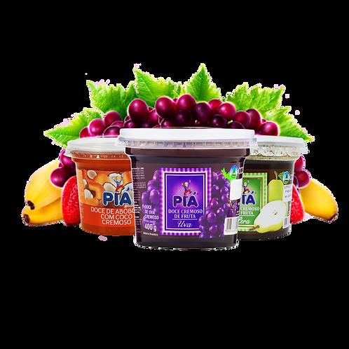 Doce de Frutas Pia 400g