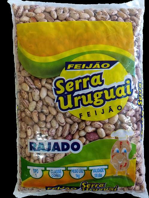 Feijão Rajado 1Kg