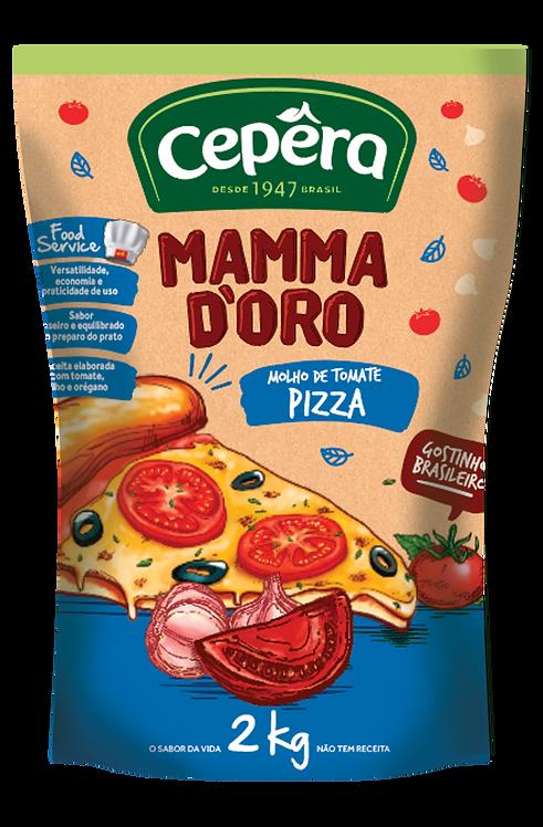Molho para Pizza Cêpera 2kg