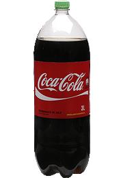 Refrigerante Coca-Cola 3L