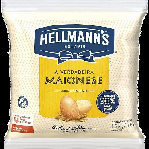 Maionese Hellmann's 1,6Kg