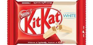 Chocolate Branco Kit-Kat