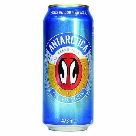 Cerveja Antartica 473ML