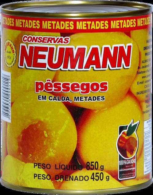 Pessego em calda Neumann 450g