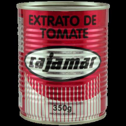Extrato de tomate Cajamar 350g UN
