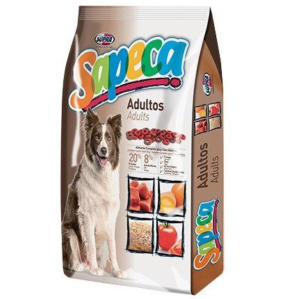 Ração Para Cachorro Sapeca 1 KG