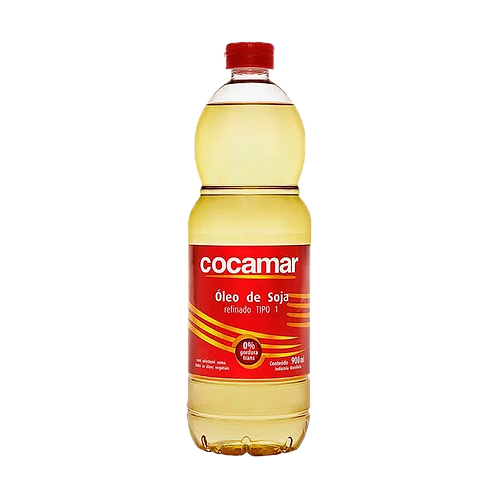 Óleo de Soja Cocamar 900mL