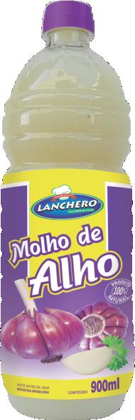 Molho de Alho Lanchero