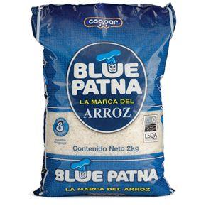 Arroz Blue Patna 2Kg