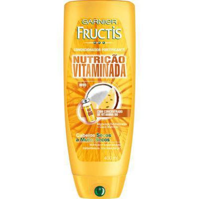 Condicionador Garnier Fructis Nutri Vitamini