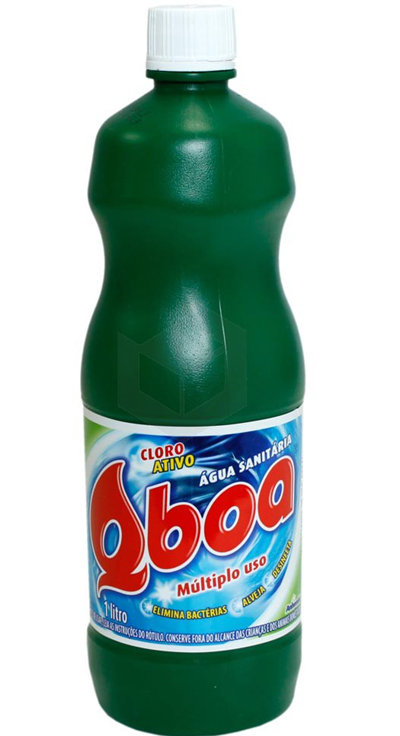 Água Sanitária Qboa 1 L
