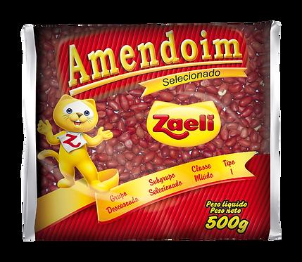 Amendoim Zaeli 500 g