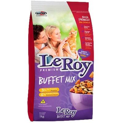 Ração Leroy Buffet Mix