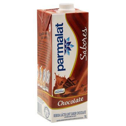 Bebida Láctea Parmalat 1L