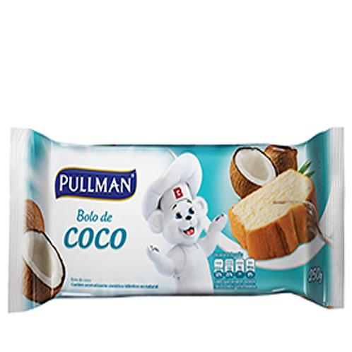 Bolo de Coco Pullman