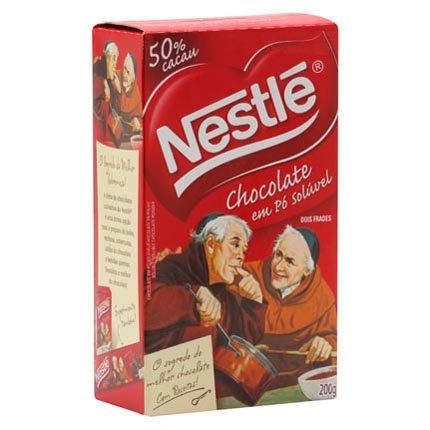 Chocolate em Pó Nestle