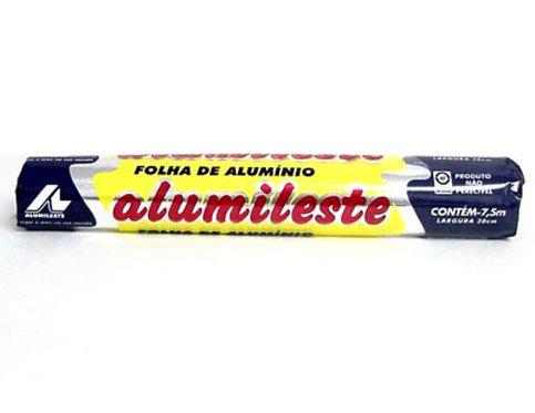 Papel de Alumínio Alumileste