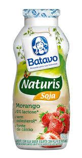 Iogurte Naturis Soja  Batavo 180g