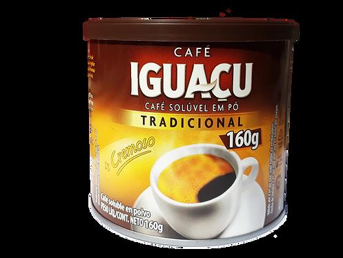 Café solúvel 160g Iguaçu