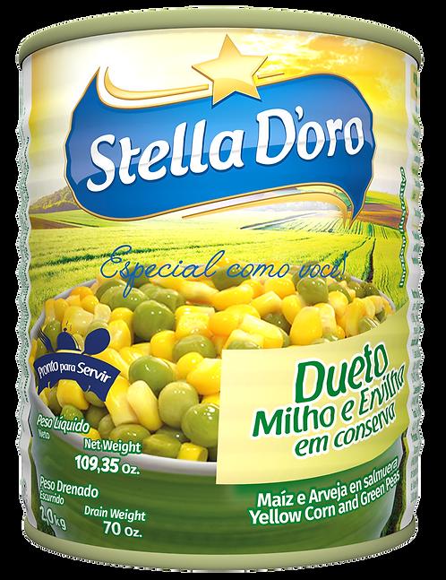 Dueto Milho e Ervilha 200g Stella D'oro