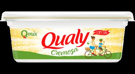 Margarina Qualy c/ Sal 250g