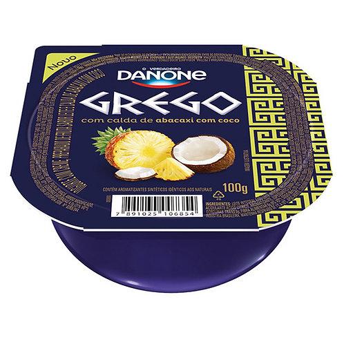 Iogurte Grego Abacaxi