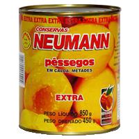 Pêssego em calda extra 450g