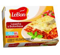 Lasanha Bolonhesa 600g Lebon