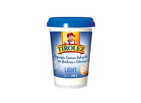 Requeijão Light 200g Tirolez
