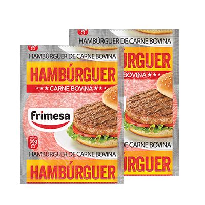 Hamburger Bovino Frimesa