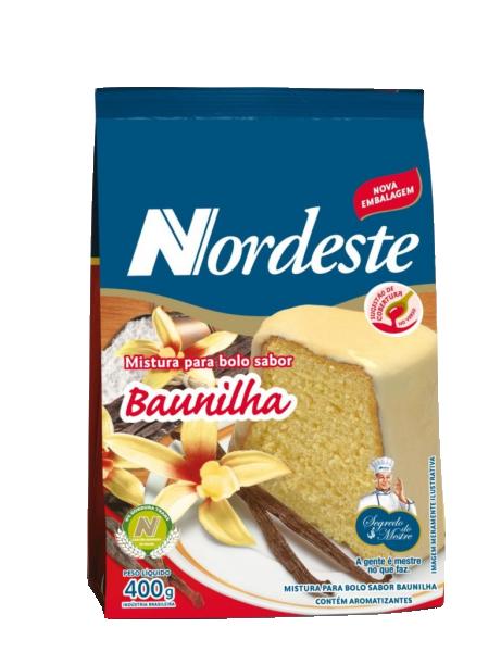 Mistura para bolo Nordeste 400g