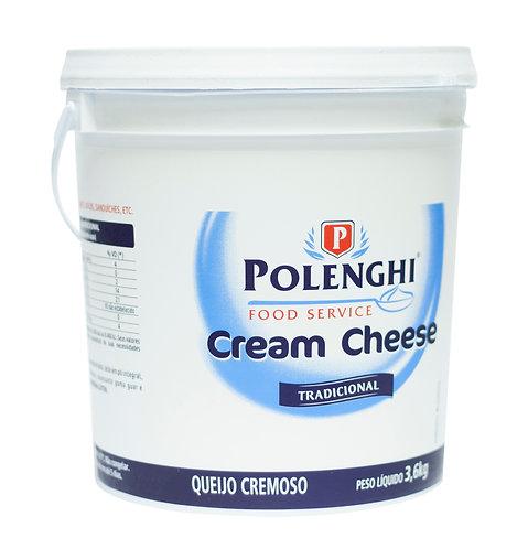 Cream Cheese Polenghi 3,6 Kg