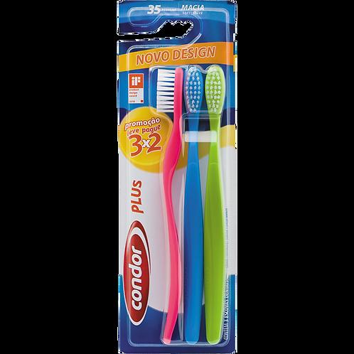Escova Dental Plus