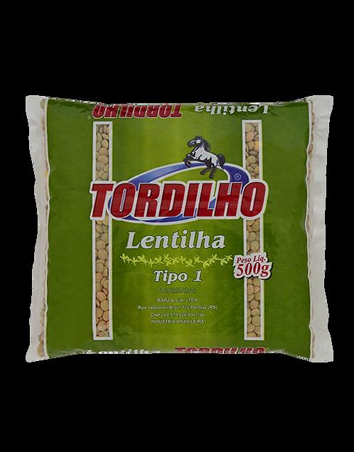 Lentilha Tordilho 500g