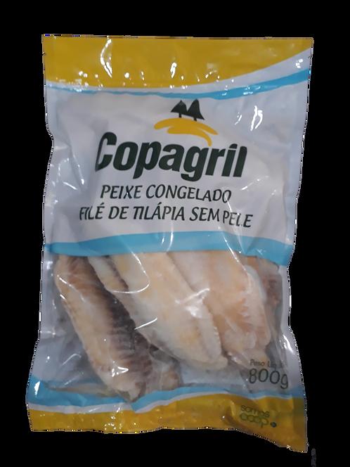 Filé de Tilápia 800g Copagril