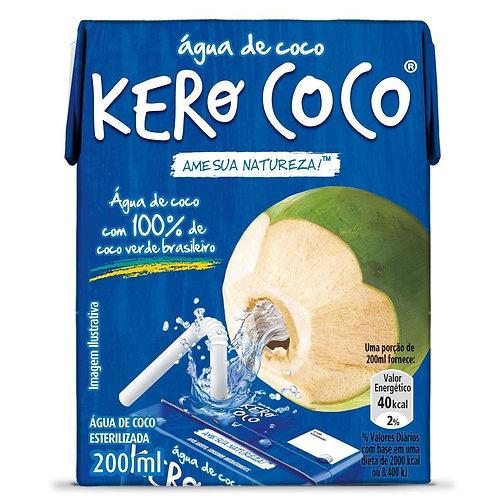 Água Kero coco 200 ML