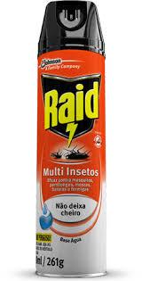 Inseticida Spray Raid