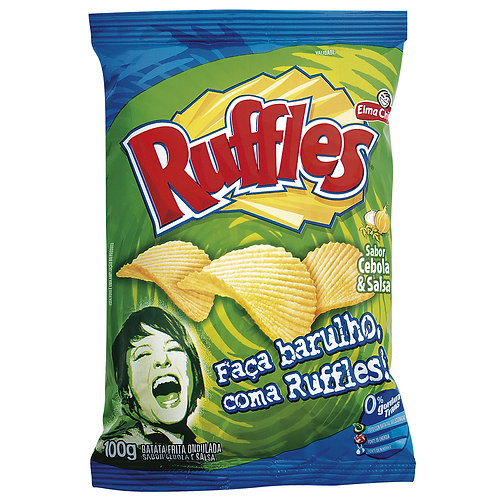 Salgadinho Ruffles