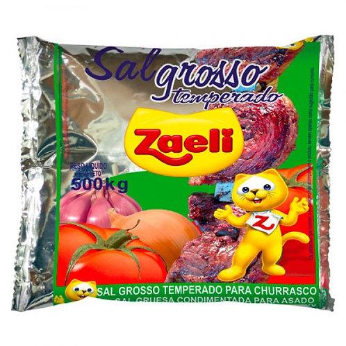 Sal Grosso Para Churrasco Zaeli