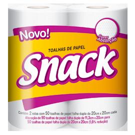 Toalha De Papel Snack