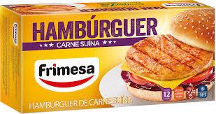 Hambúrguer Suíno