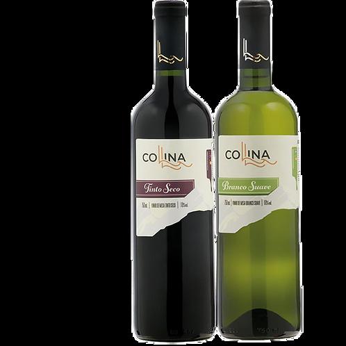 Vinhos Collina 750mL