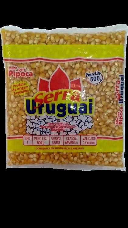 Milho de Pipoca Serra Uruguai 500g