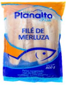 Filé de Merluza Planalto 800g