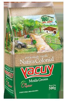Erva Mate Nativa Colonial Yacuy